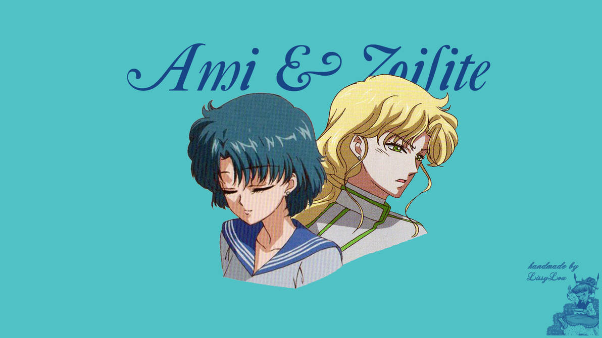 Ami And Zoisite Sailor Moon Crystal Wallpapers 1 By