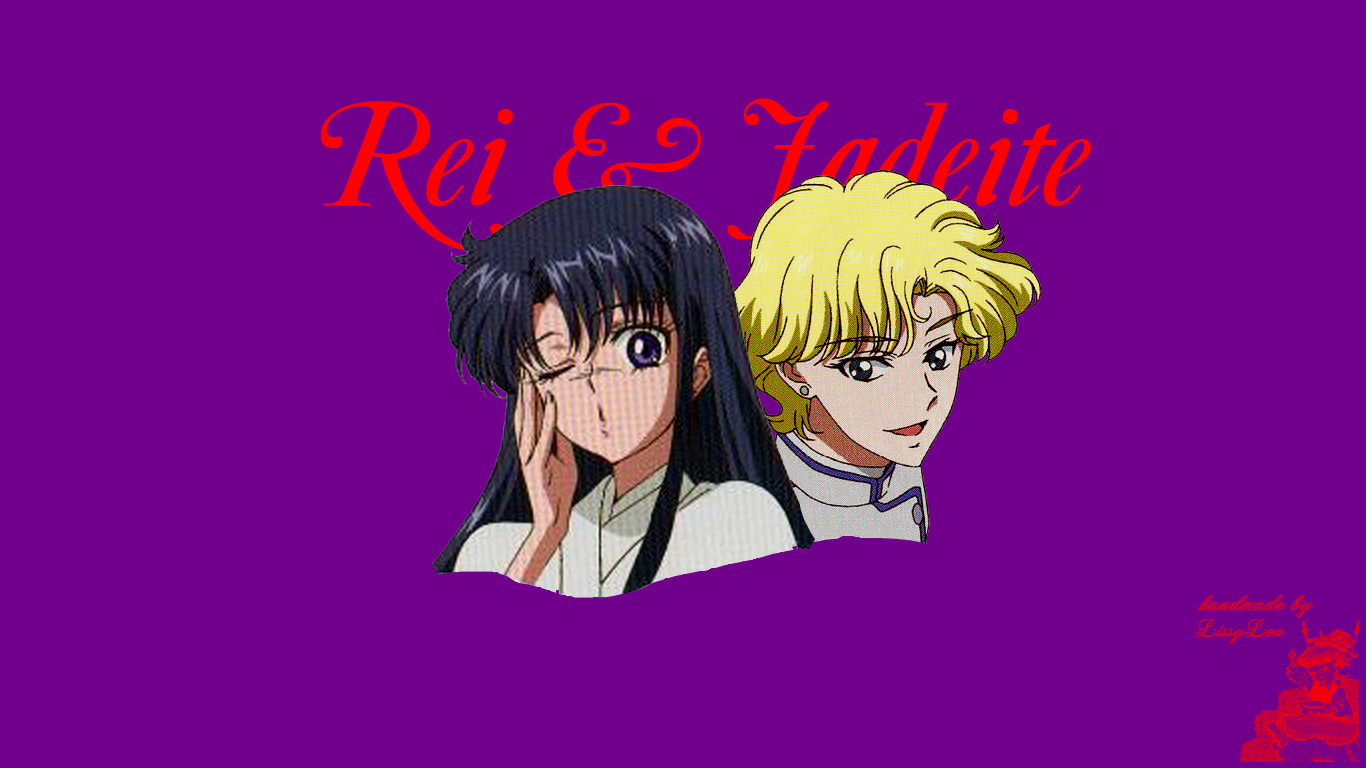 Rei And Jadeite Sailor Moon Crystal Wallpapers 1 By