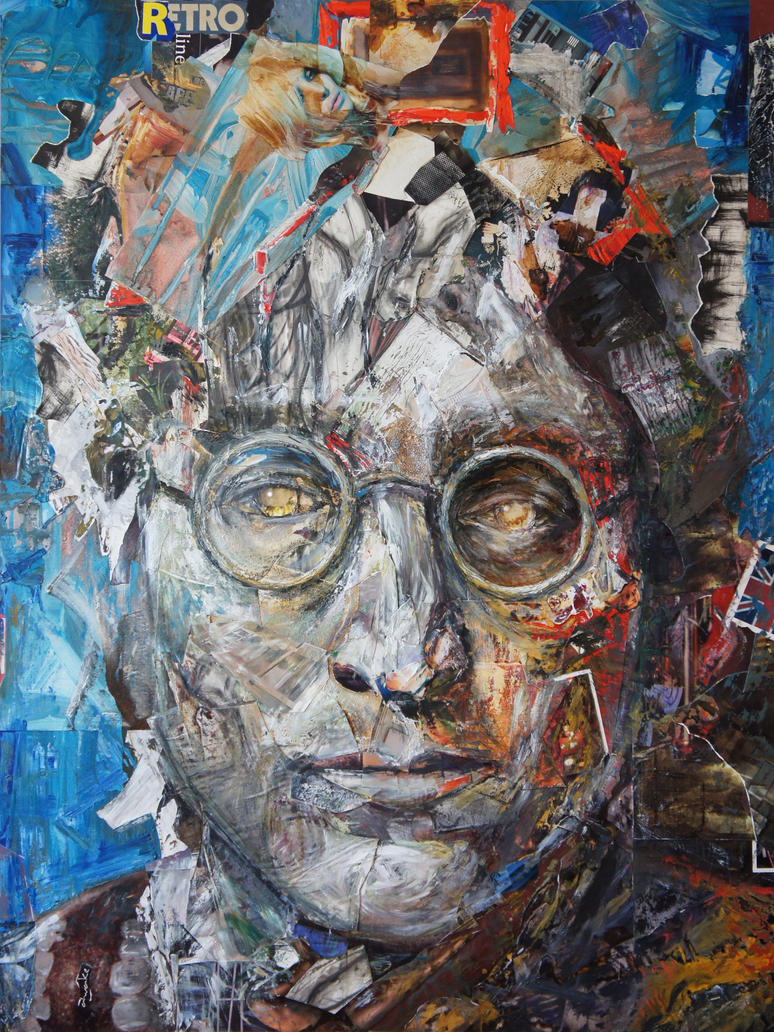John Lennon by Zaider