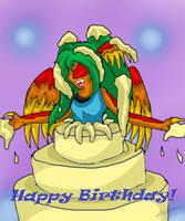Gift: Happy Birthday Feniiku