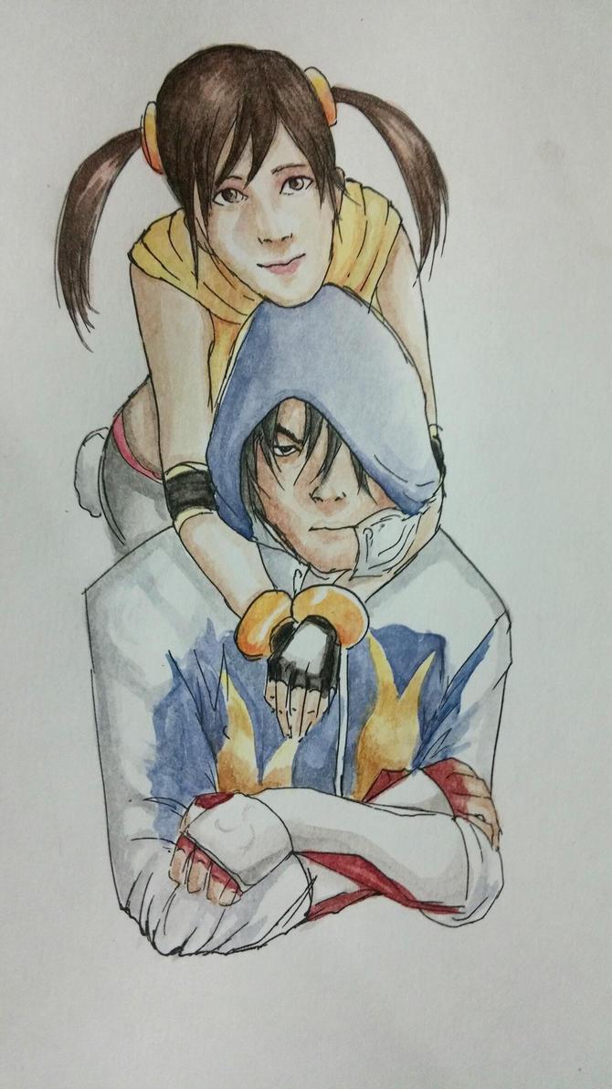 Jin and Xiaoyu (T5) by Yankiey