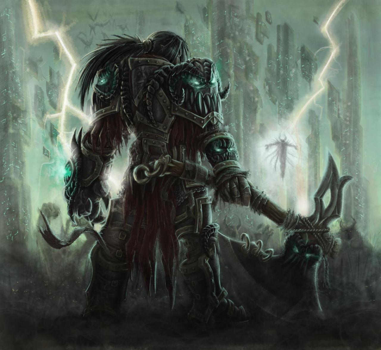 Demon Warrior 2 by VMP82 on DeviantArt