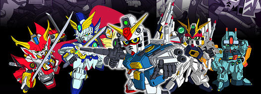SD gundam by yesse-the-hedgehog