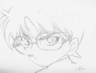 Conan Edogawa by untamed-possessive