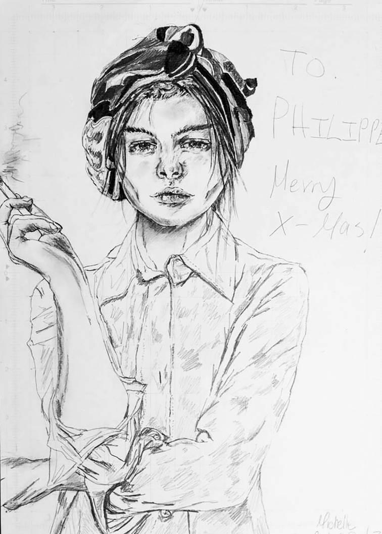Diana by Philippe Regard