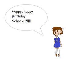 Happy (late) Birthday Karo! (deutsch only) by Kiro-Kurusu