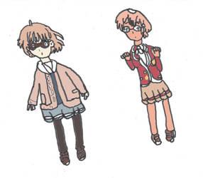 Secret Twins: Mirai and Rizu- Premiere for Mary!!!