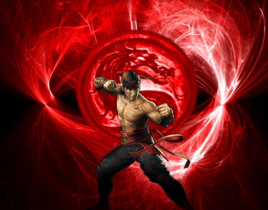 Mortal Kombat 2011 Liu Kang By FallingCyrax