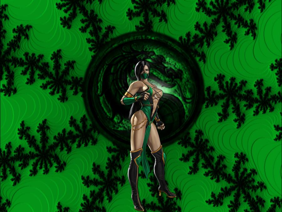mortal kombat 9 jade alternate costume. house mortal kombat 9 jade