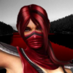 MK Skarlet Icon by FallingCyrax