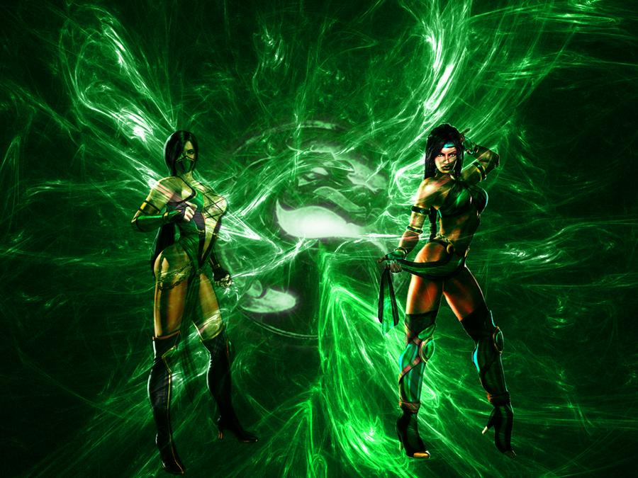 MK Jade Wallpaper by FallingCyrax on DeviantArt