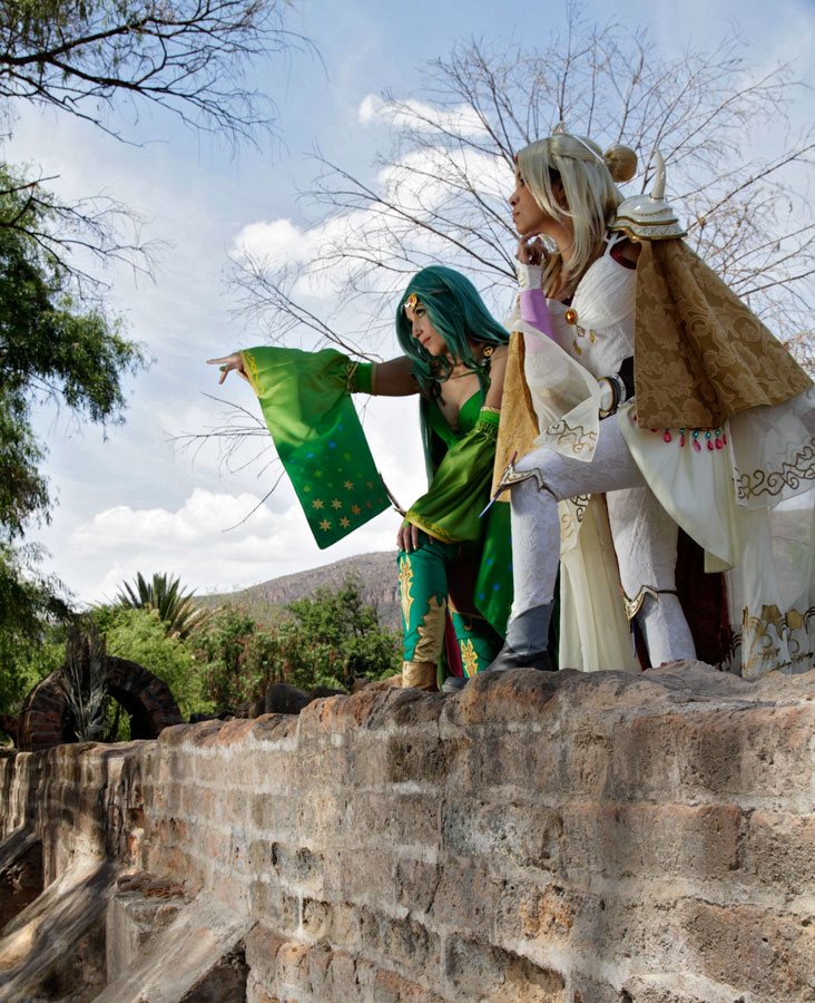 .:Beyond the walls of Baron:. by TantalusCosplay