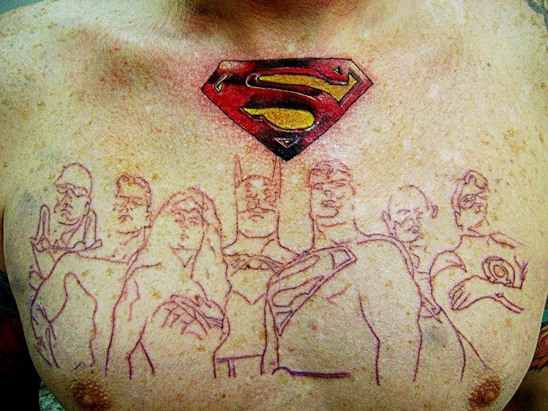 Justice League Symbol images
