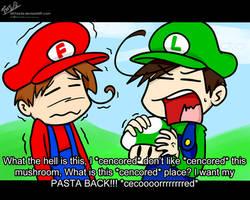 Super Italian Bros. FAIL by NSYee36