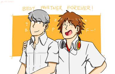 BEST PARTNER FOREVER! by NSYee36