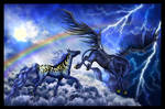 Dream and Nightmare Horses