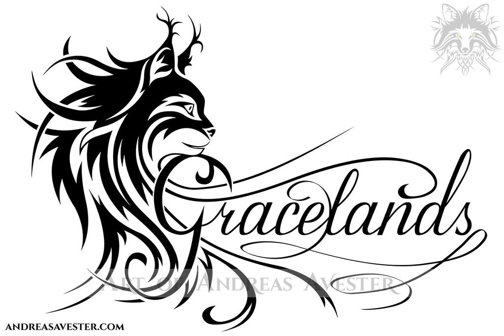 Logotype for a Maine Coon Cattery by AndreasAvester