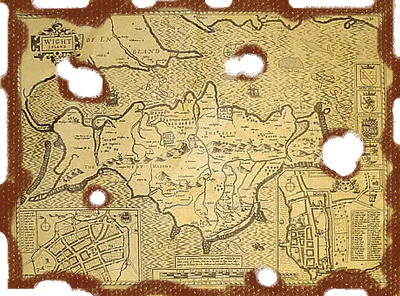 Old map by ladymoom