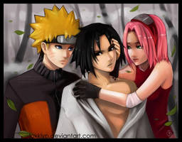 Team 7 Reunion by Lokklyn