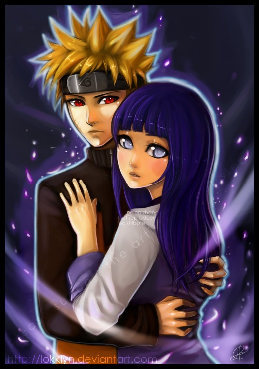 Naruhina by Lokklyn