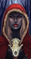 Red Riding Hood by Lokklyn