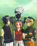 Team 7 happily ever after by Lokklyn