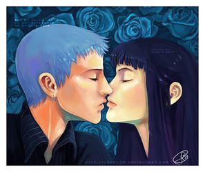 Paradise Kiss by Lokklyn