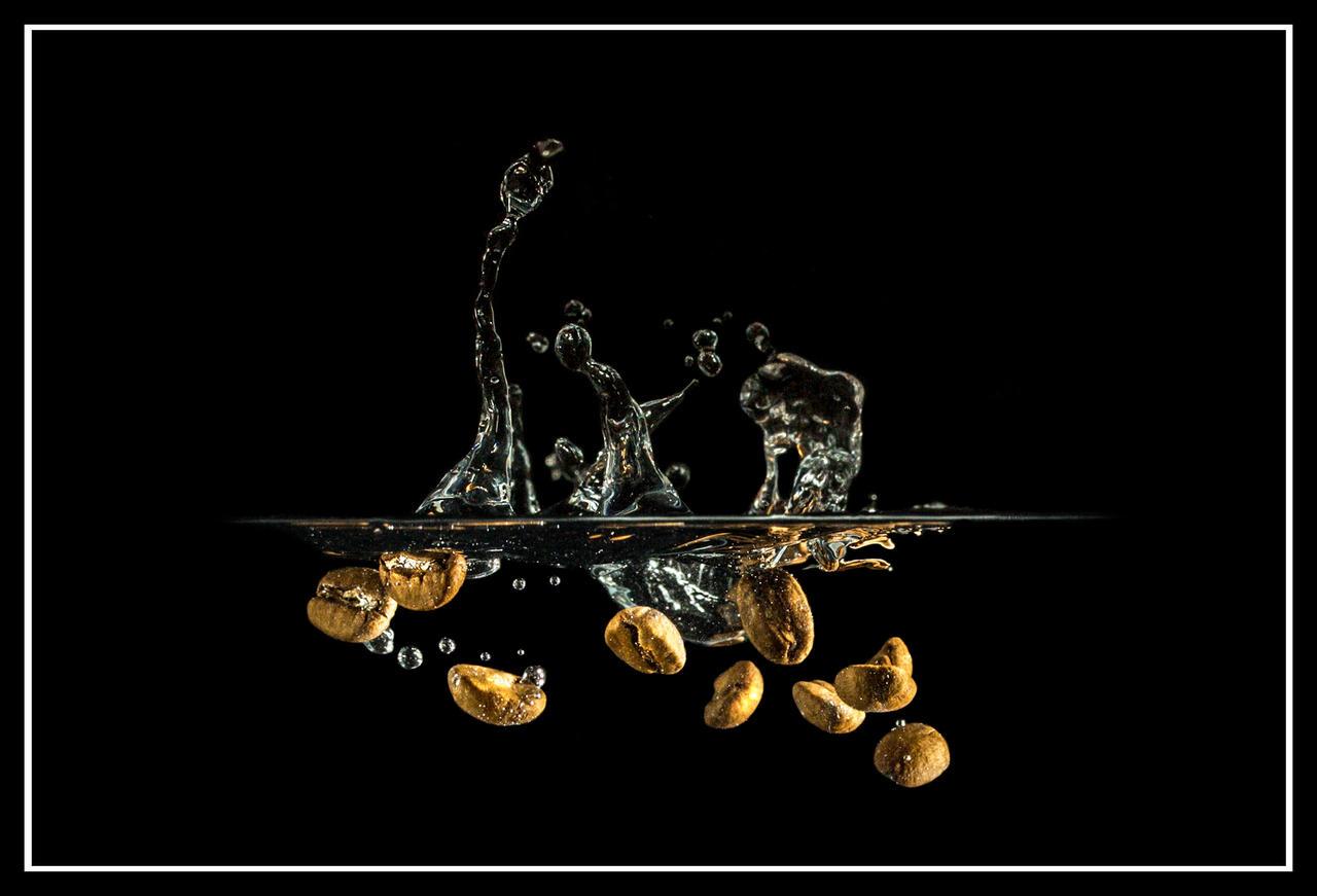 Coffi splash by TomazKlemensak