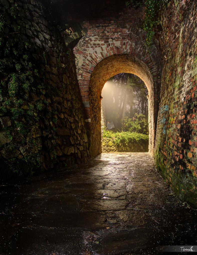 Fairytale gate by TomazKlemensak