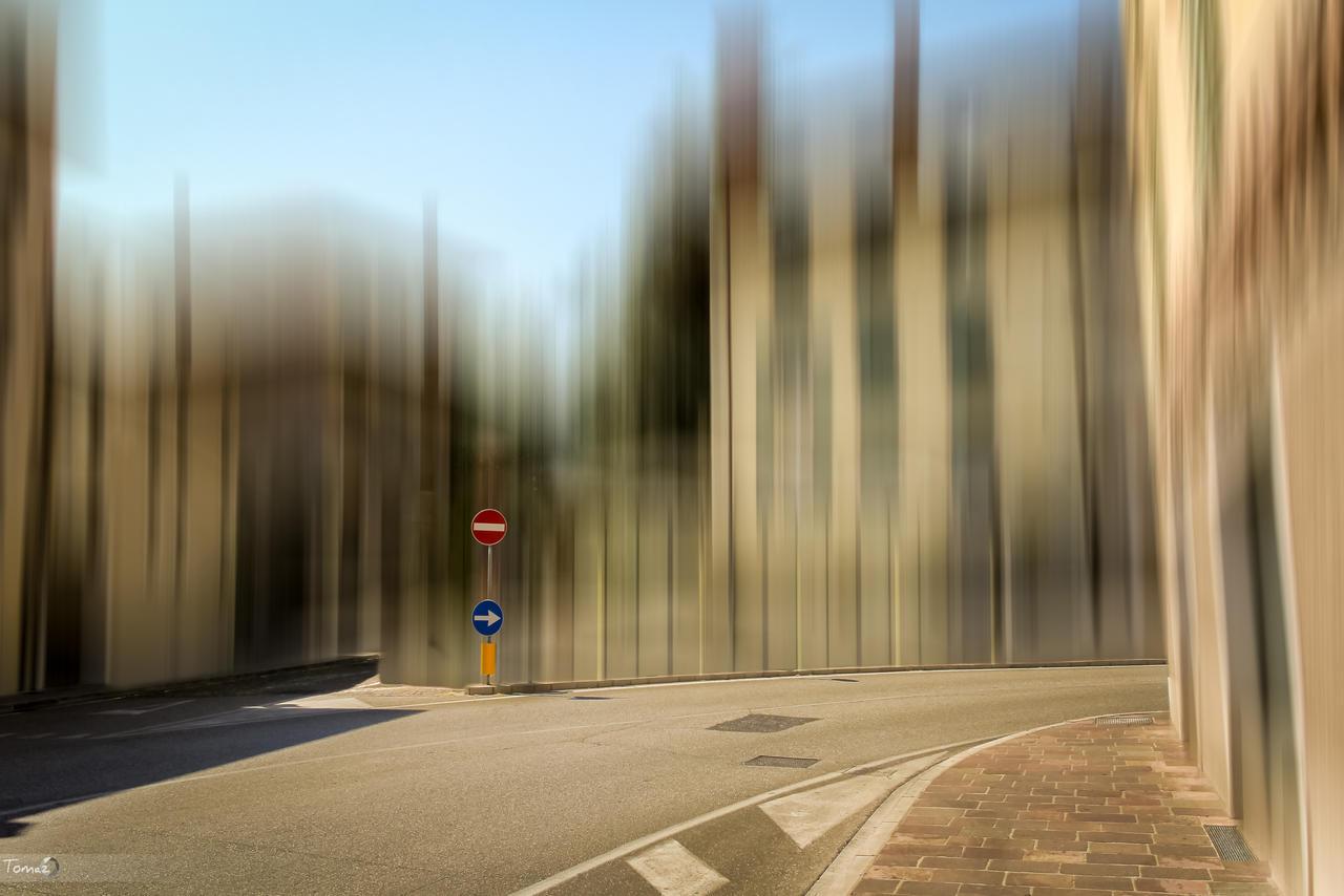 One way by TomazKlemensak