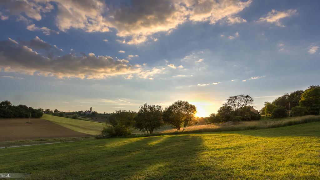 Sunset in Volicina by TomazKlemensak