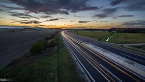Small Slovenian Highway