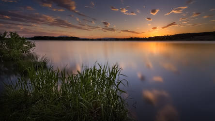 Sunset Colors by TomazKlemensak