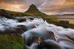 Kirkjufell stream
