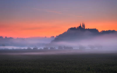 Morning in Trojica by TomazKlemensak
