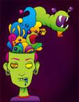 Brain Dead by Mechanicold