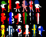 APH Poster- flags