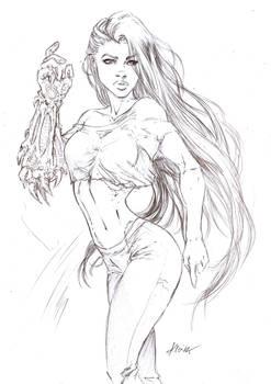 Witchblade Sara
