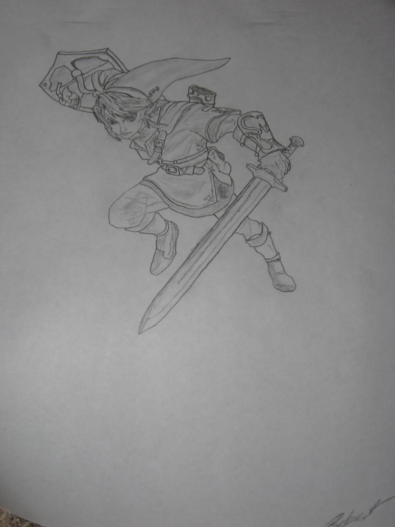 My Link by A08Fencer
