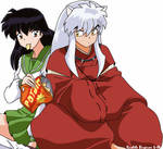 Chip? - Inu and Kagome