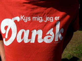 Kiss Me, I'm Danish by bodysrent