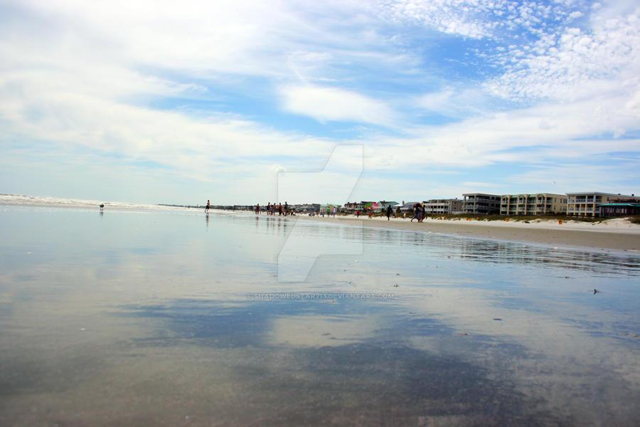 Length Of Beach At Sullivan S Island