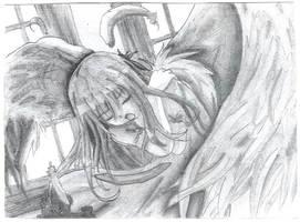 Angel Wings by shadowedstar213