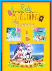 Summer [Reto] by HikariGhost