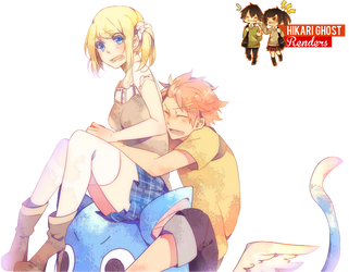 Fairy Tail [Render] by HikariGhost
