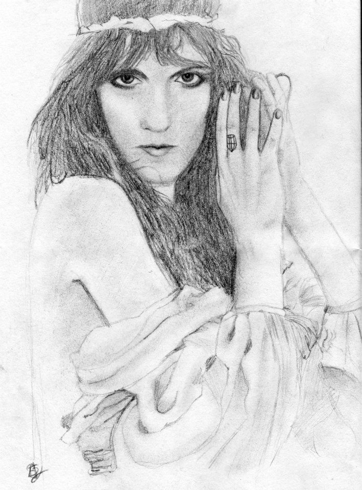 Happy Birthday Florence! by LittleMonster-Evfan