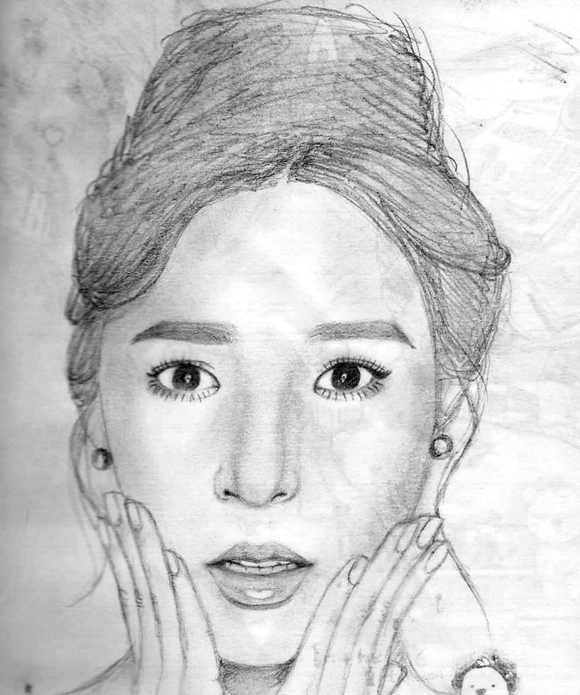Tiffany from SNSD by LittleMonster-Evfan