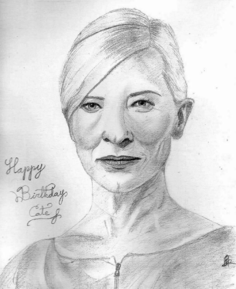 Cate Blanchett by LittleMonster-Evfan