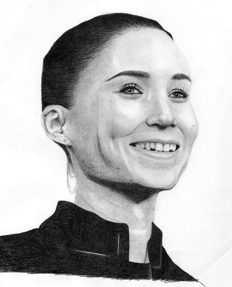Rooney Mara by LittleMonster-Evfan