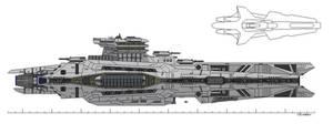 Gladius-class Destroyer